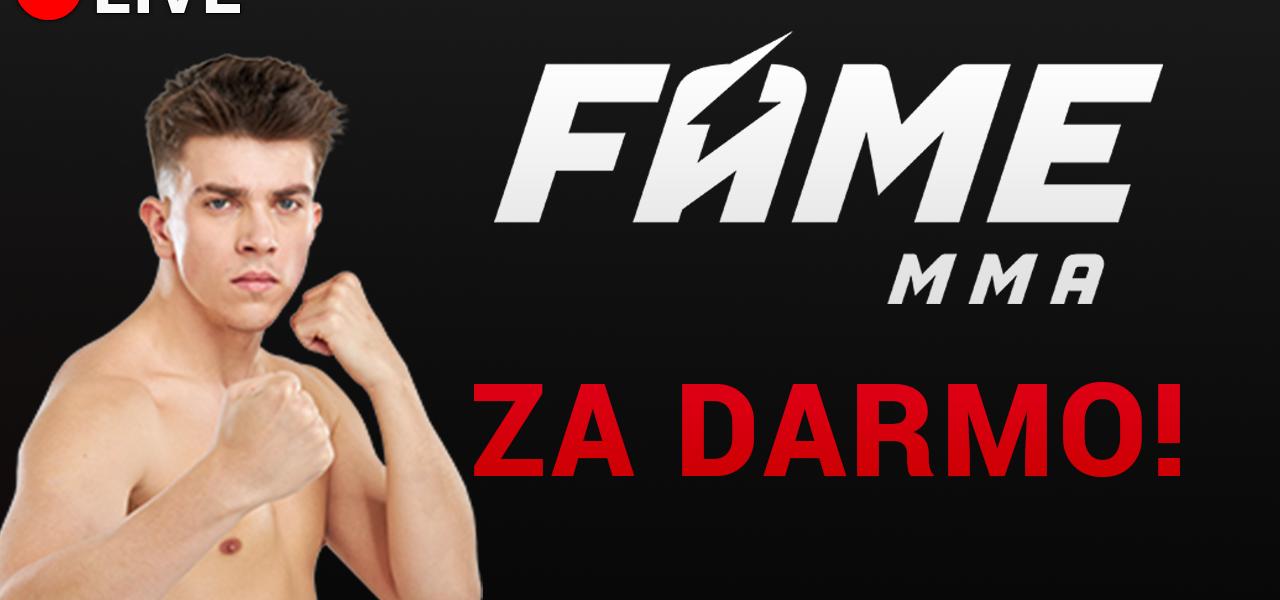 fame mma 8 live